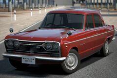 Nissan SKYLINE 2000GT-B (S54A) '67