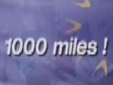 1000 Miles!