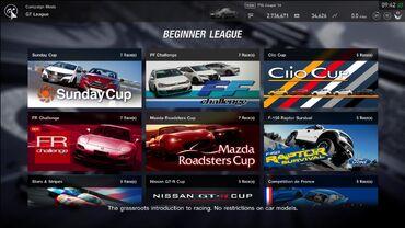 Gran Turismo®SPORT B League
