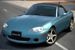 Mazda MX-5 1800 RS (NB, J) '00 (GT6)
