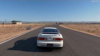 Gran Turismo Sport - Honda Integra Type R (DC2) '98 Gameplay 4K PS4 Pro