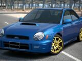 Subaru IMPREZA WRX STi Prodrive Style (Type-I) '01