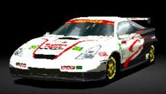 Toyota Celica Race Modification