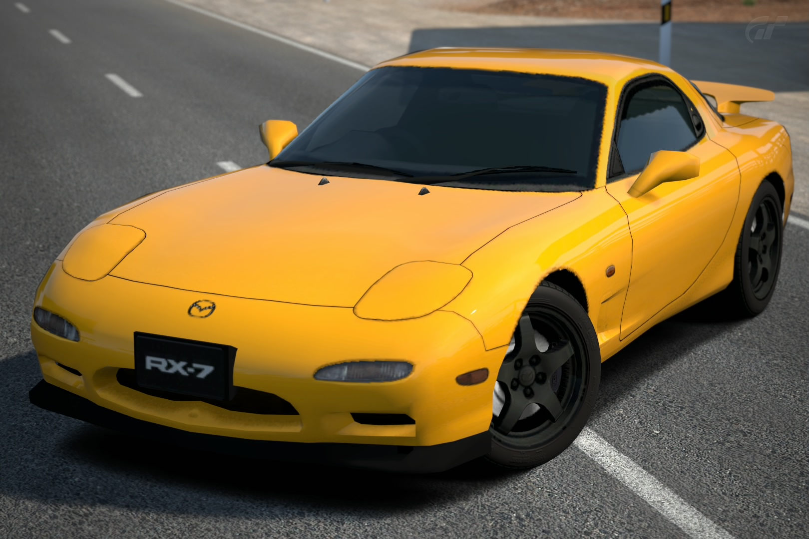 mazda rx 7 type rs r fd 39 97 gran turismo wiki fandom. Black Bedroom Furniture Sets. Home Design Ideas