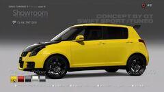 Suzuki Swift Sport Tuned