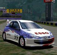 -R-Peugeot 206 S16 '99 (Esso)
