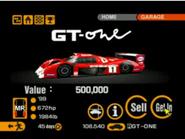 GT One GT2 Garage