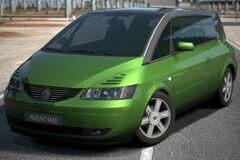 Renault AVANTIME '02