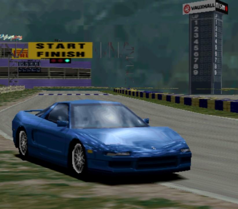 Acura NSX Type S '97 | Gran Turismo Wiki | FANDOM powered ...