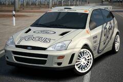 Ford Focus Rally Car '99 (GT6)