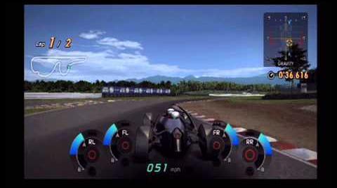 Gran Turismo 4 Prologue Toyota 2004