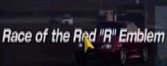 Race of the Red R Emblem