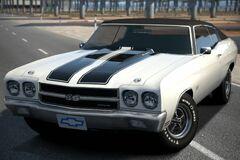Chevrolet Chevelle SS 454 '70 | Gran Turismo Wiki | FANDOM powered