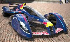 Red Bull X2010 '10