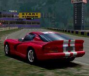 Dodge Viper GTS '99 (GT2)