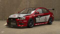 Mitsubishi Lancer Evolution Final Edition Gr.4