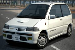 Mitsubishi MINICA DANGAN ZZ '89