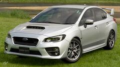 Subaru WRX STi Type S '14