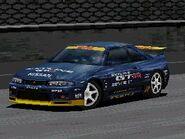 -R-Nissan SKYLINE GT-R V • spec (R33) '95 (GT1)