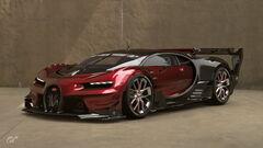 Bugatti Vision Gran Turismo Gr.1