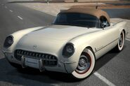 Chevrolet Corvette Convertible (C1) '54