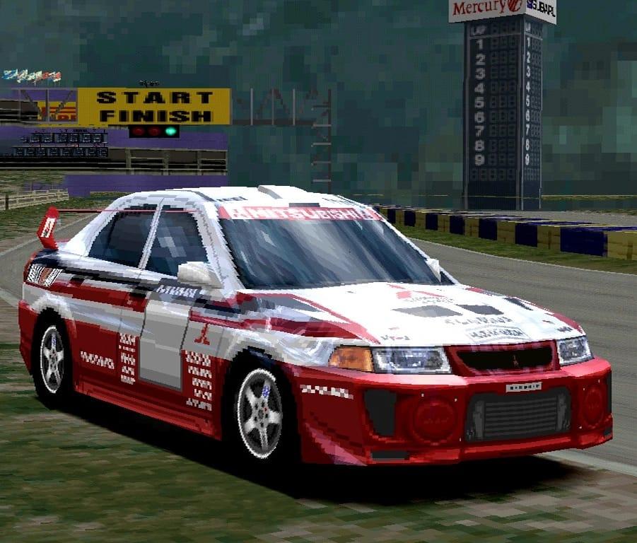 Mitsubishi Lancer Evolution V Rally Car 98 Gran Turismo Wiki