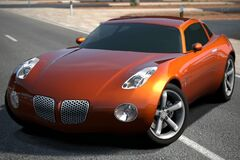 Pontiac Solstice Coupe Concept '02