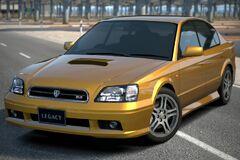 Subaru LEGACY B4 RSK '98 (GT6)