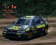 -R-Subaru IMPREZA Coupe WRX typeR STi Version '96