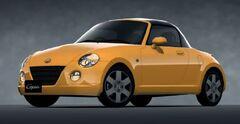 Daihatsu Copen Detachable Top 2002