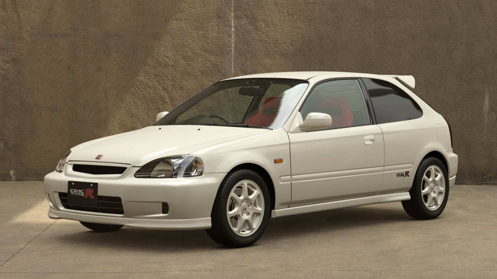 Honda CIVIC TYPE R (EK) '98   Gran Turismo Wiki   FANDOM ...
