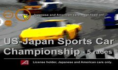 US-Japan Sports Car Championship