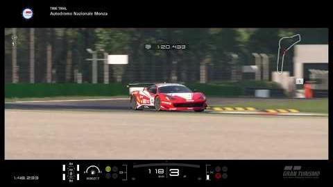Autodromo Nazionale Monza 1 Lap Attack