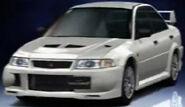Mitsubishi Lancer Evolution VI RS '99 (GT3)