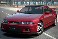 Nissan SKYLINE GT-R V • spec (R33) '95
