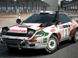 Toyota CELICA GT-FOUR Rally Car (ST185) '95