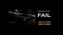 GT4 License Test Fail NTSC