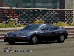 Honda PRELUDE Si '91