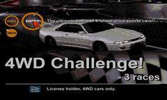 4WD Challenge (GT1)