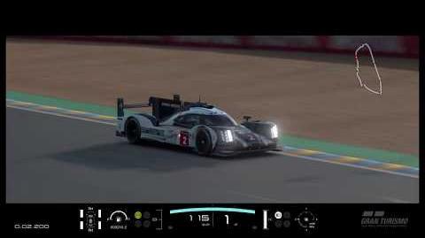 Circuit de la Sarthe 1 Lap Attack