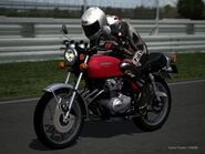 Honda CBR400 Four