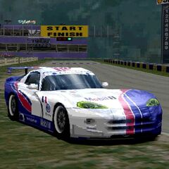 Chrysler Viper GTS-R Team Oreca '99