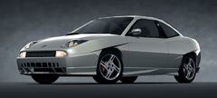 Fiat Coupe Turbo Plus 2000