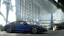 Porsche Taycan Turbo S '20