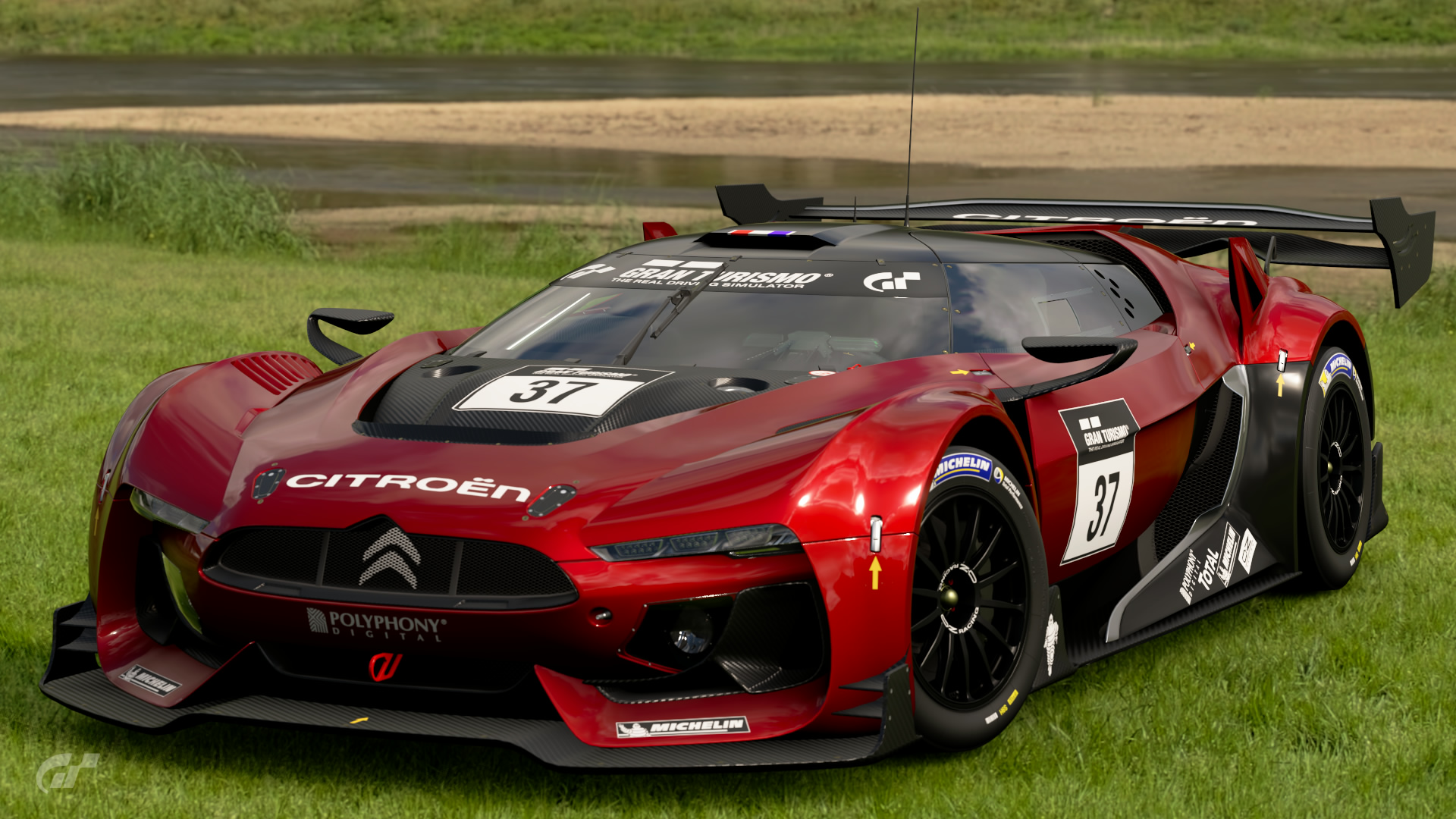 gt by citro n race car gr 3 gran turismo wiki fandom powered by wikia. Black Bedroom Furniture Sets. Home Design Ideas
