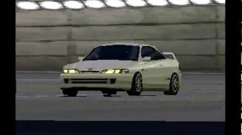 Gran Turismo 1 015 - SPECIAL EVENTS FF Challenge - Race 3 3 Special Stage Route 11 Replay