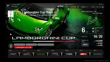 Lamborghini Cup