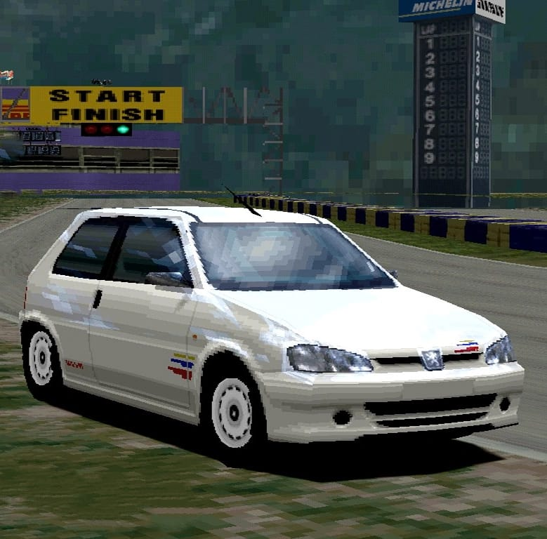 Peugeot 106 1.6 Rallye | Gran Turismo Wiki | FANDOM powered by Wikia