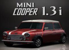 GT3 Mini Cooper 1.3i '98