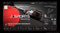 Gran Turismo®SPORT J-Sports Meeting
